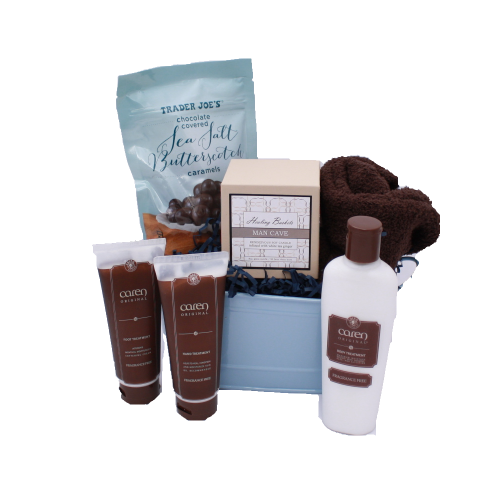 The Can't Go Wrong Basket For Men