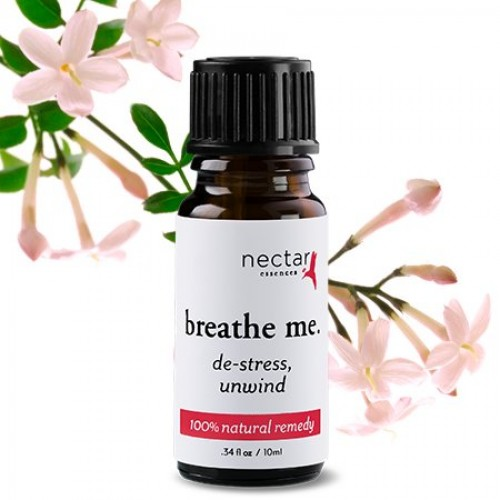 breathe me by Nectar Essences DeStress Unwind