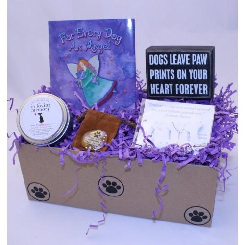 Dog Sympathy Keepsake Box