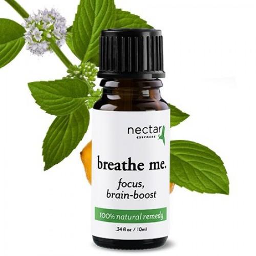 breathe me by Nectar Essences Focus Brain Boost