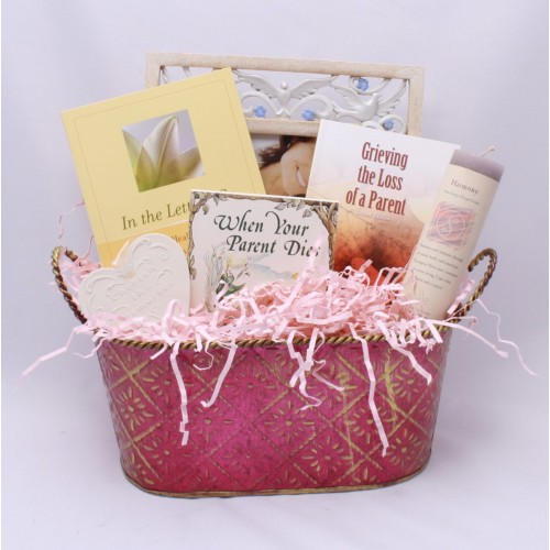 Loss Of A Mother Forever Loved Basket