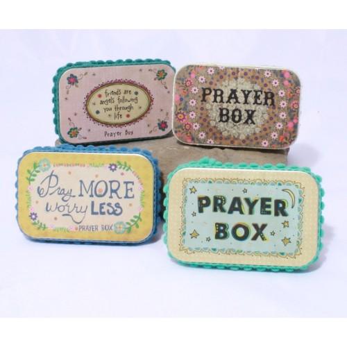 Prayer Box Share Your Worries
