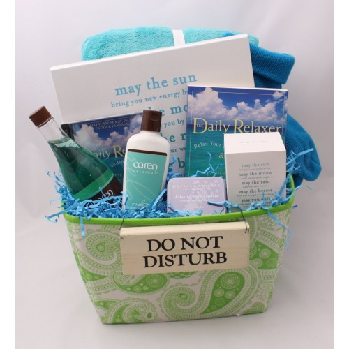 The Relaxer Basket