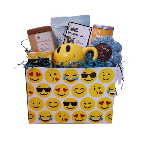 Something to Smile About Basket