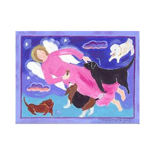 Heavenly Dogs Print