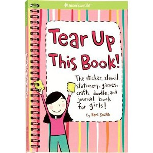 Tear Up This Book