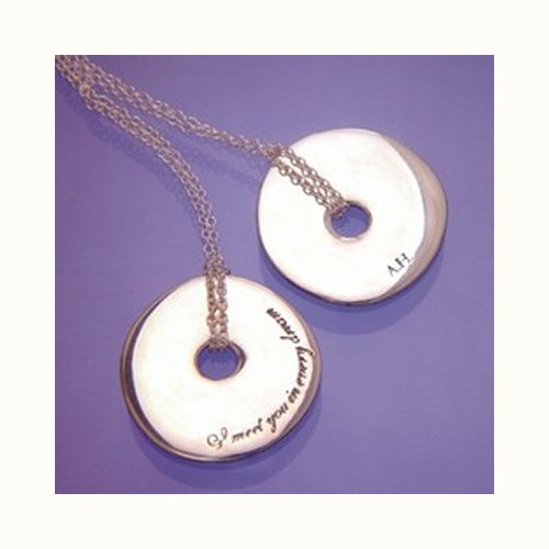 I Meet You In Every Dream Necklace