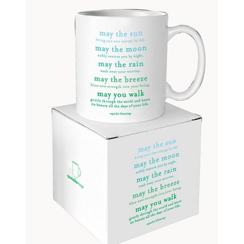 May The Sun Bring You New Energy By Day' Mug