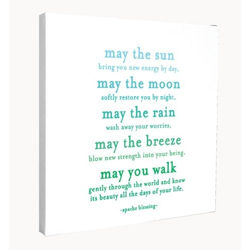 May The Sun Bring You New Energy By Day Quotable Canvas