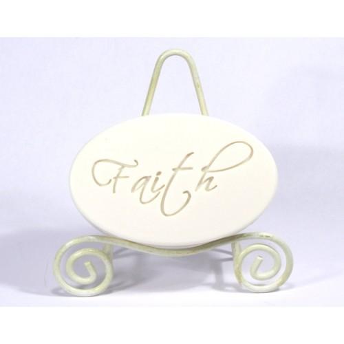 Faith Engraved Soap