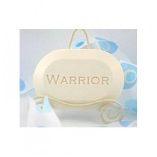 Warrior Engraved Soap