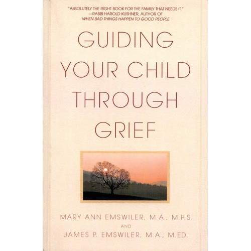 A Book for Adults: Guiding Your Child Through Grief