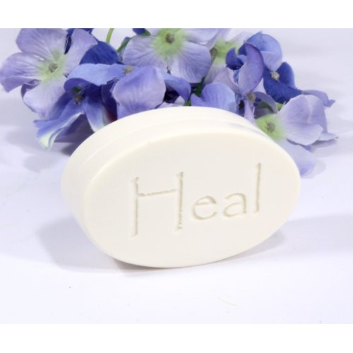 Heal Engraved Soap