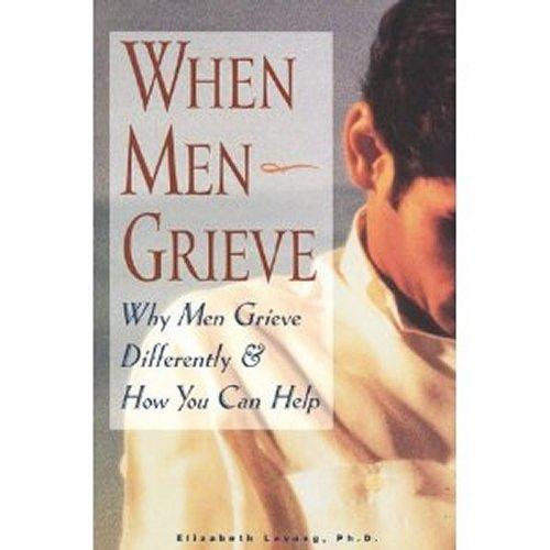 When Men Grieve Book