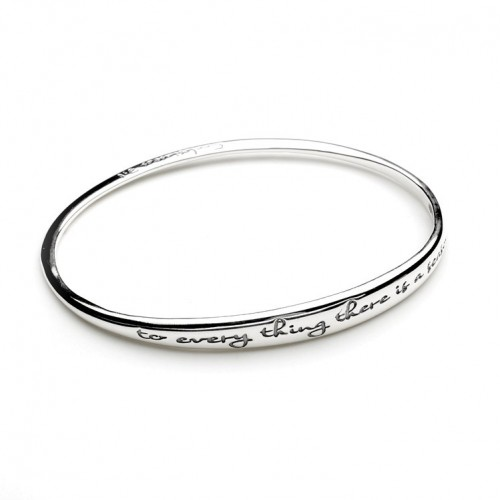 Ecclesiastes: To Everything There Is A Season Contra Bracelet