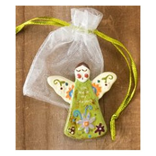 Ceramic Pocket Angels