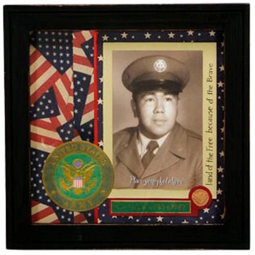Military Photo Frames