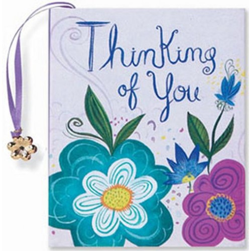 Thinking of you gift book