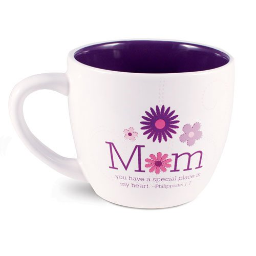 Mom You Have A Special Place In My Heart Mug