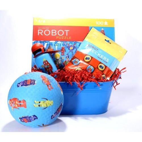 Robot Basket