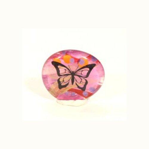 Butterfly Pocket Stone