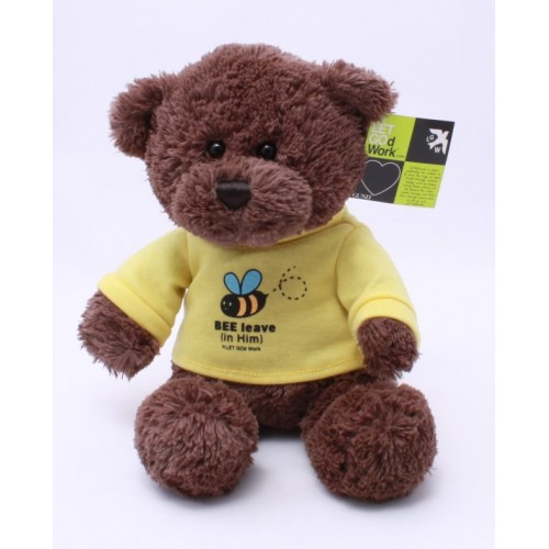 BEE Leave (in Him) Bear by GUND Plush Stuffed Toy