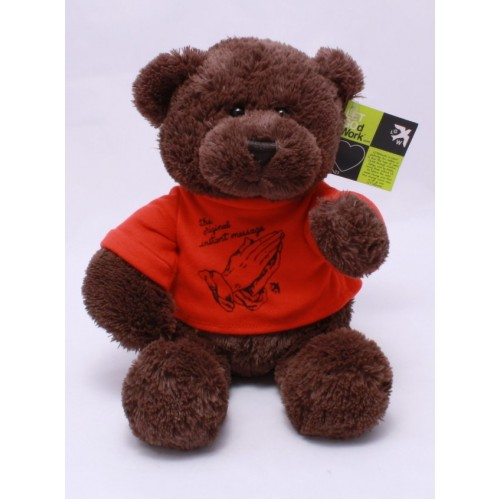 The Original Instant Message Bear by GUND Plush Stuffed Toy