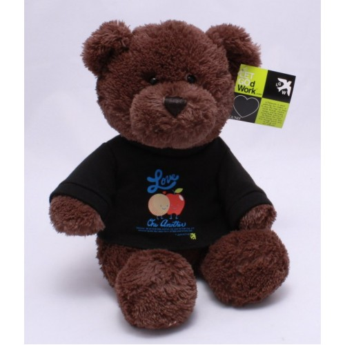 Love One Another Bear by GUND Plush Stuffed Toy