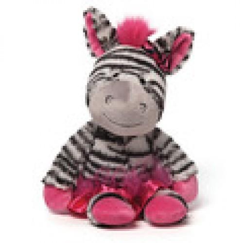 Raffles The Zebra By Gund Plush Stuffed Toy Healing Baskets