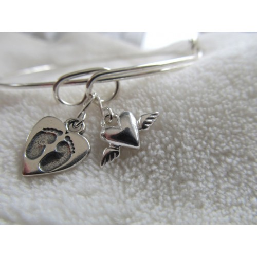 Loss Of A Child Or Miscarriage Infinity Bracelet