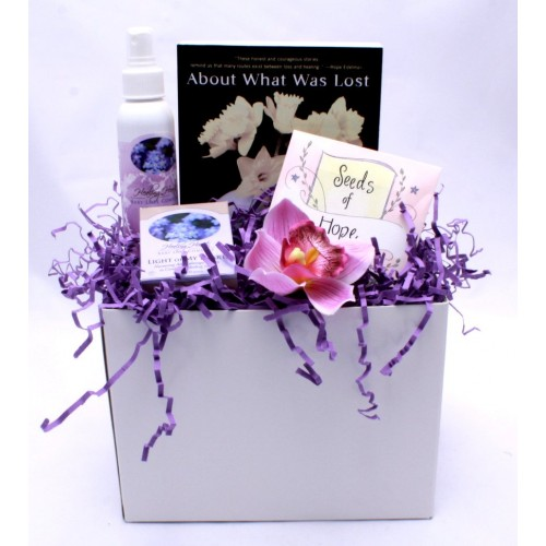 Miscarriage Healing and Hope Basket