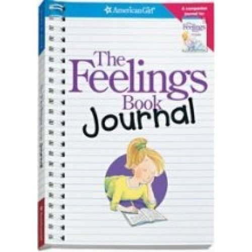 The Feelings Book Journal by American Girl
