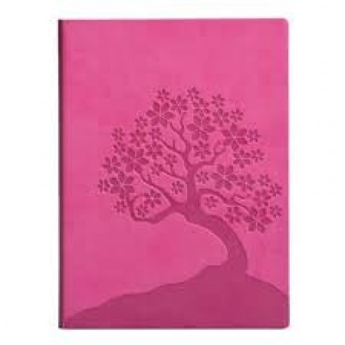 Cherry Blossom  Lined Journal by Eccolo