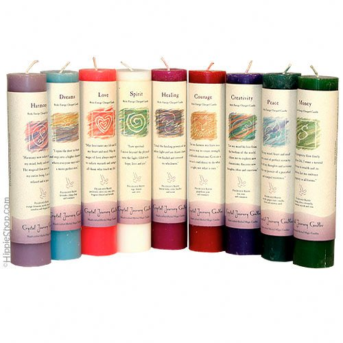 Reiki Charged Candles