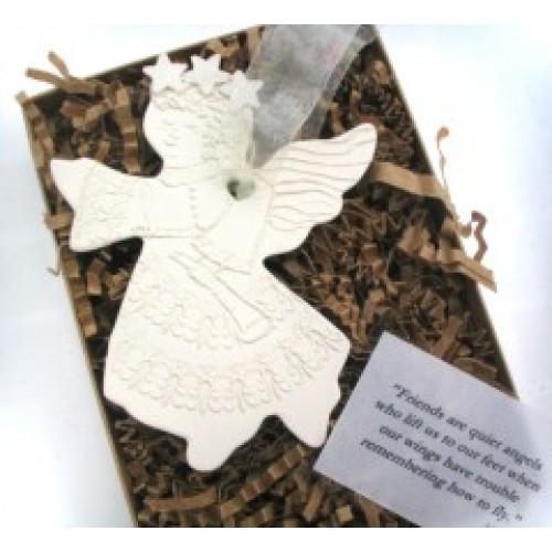 Angel Friends Ornament