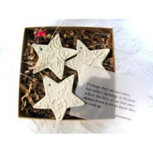 I Am The Soft Stars That Shine At Night Star Ornaments