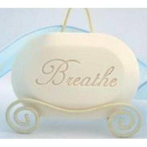 Breathe Engraved Soap