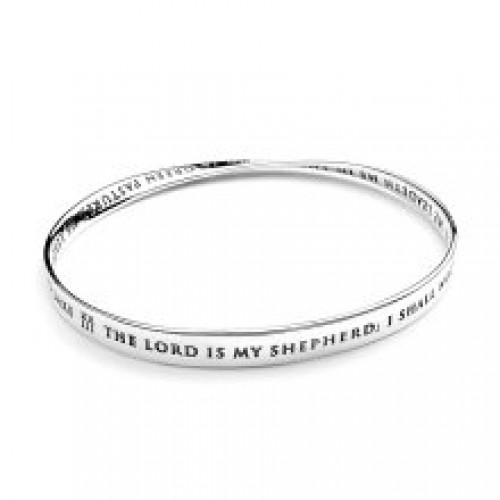 23rd Psalm Mobius Bracelet