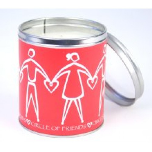 Circle of Friends Candle