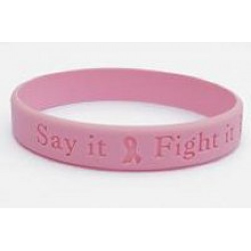 Say It - Fight It - Cure It and Livestrong Silicon ...