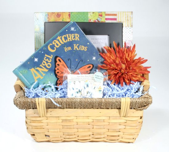 Sympathy baskets for child/teen